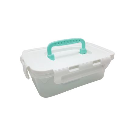 177H กล่องเก็บถุงน้ำนมแม่ในตู้เย็น 1.1 ลิตร