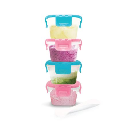 S5-170-C ชุดกล่องอาหารสำหรับเด็ก 6 ออนซ์
